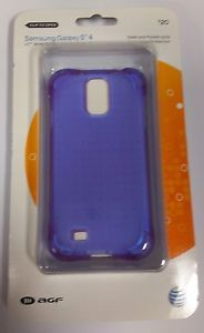 GS4 Purple Lavender LS Jewel Series Ballistic Gel Case for Samsung Galaxy s 4