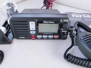 West Marine VHF580 Marine Radio Class D on PopScreen