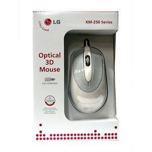LG XM 260 Series 3D Laser Mouse