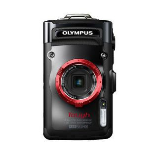 Olympus Stylus TG 2 IHS Digital Camera with 4X Optical Zoom and 3 inch LCD
