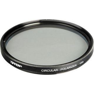 Tiffen 77mm Circular Polarizer Polarizing Lens Filter