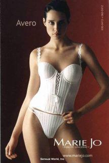 RARE Marie Jo Lingerie Catalog Sexy Girl Fashion Model