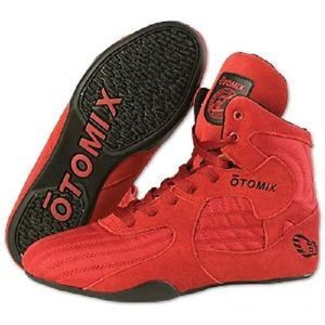 Otomix Stingray Wrestling MMA Kickboxing Shoes Grappling Martial Arts Red