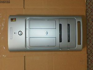 HP Media Center PC M7357C Silver Front Bezel Cover Faceplate HP PN 5733752200