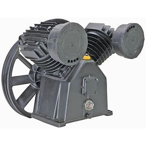 Twin Cylinder Air Compressor Pump