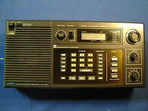 Uniden Shortwave Radio Amateur Radio Communications Receiver