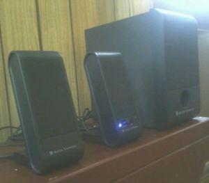 Altec Lansing VS2221 Computer Speakers Great Buy