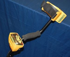 Garrett Ace 350 Metal Detector w Headphones Book Mint