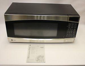 Stainless Steel Microwave Ge Spacemaker Ii Microwave