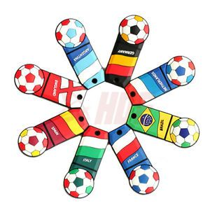4GB 8GB Soccer Futbol Flashdrives USB 2 0 Flash Drive Flashdrive Memory Stick
