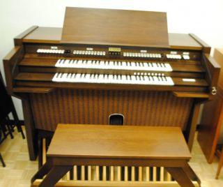 Rodgers Jamestown Church Organ