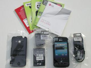 LG L55C Straight Talk Android Smart Phone Brand New