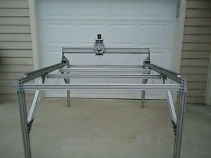 4 x 4 CNC Plasma Router Mill Table