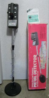 Radio Shack Micronta Metal Detector