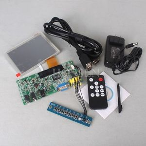 LCD Touch Screen SKD Monitor DIY Module for ATM POS Medical Equipment