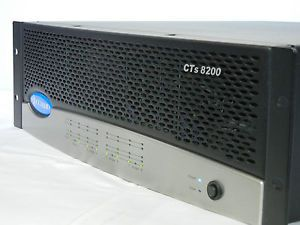 Details about Crown CTS 8200A 8 Channel Power Amplifier Amp
