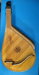 Musical Instrument Soft Case Ukrainian Bandura