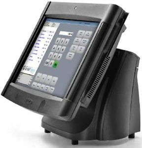 Par Tech Everserv 6000 POS Point of Sale Touch Screen Retail Terminal M7125 01