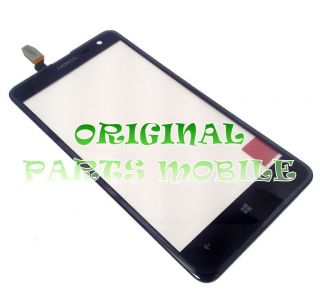 Digitalizador Pantalla Tactil Touch Digitizer Nokia Lumia 625 Negro New Original