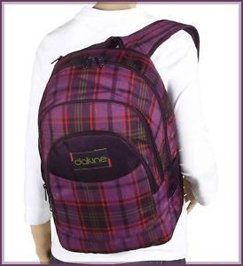New Dakine Academy Backpack School Laptop Backpack w Cooler Luna Girl Backpack