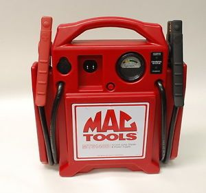 Mac Tools 12V Jump Starter Power Supply Battery Charger MT5140B