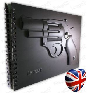 3D Hand Grenade Spiral Bound Notebook Über Cool Unique Collector's Item
