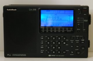 Radio Shack Super DX 398 Am FM LW SSB Shortwave Radio aka Super ATS 909 WOW