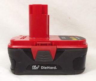 Craftsman 19 2 Volt Die Hard Battery 130285006 Refurbished