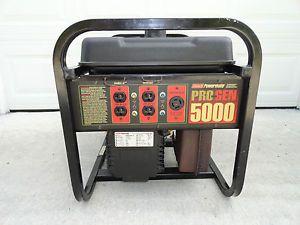 Coleman Powermate 5000 Generator 50 Foot Power Cable