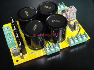Power Supply Board for Audio Power Amplifier Amp UPC1237 Speaker Protection