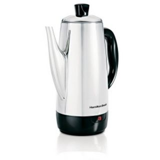 Hamilton Beach Small Appliances 40616 Electric Kettle Stainless Steel