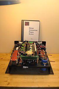 Enercon Power Systems Epsi 10 Ozone Generator Power Supply 10KW 240V