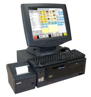 Restaurant POS System Program Software Cash Register