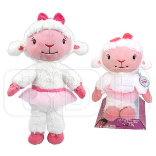 Lambie Doll Doc McStuffins Large Plush Talking Electronic Chit Chattin with Tag