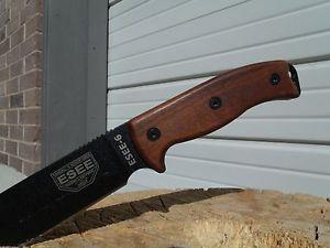 ESEE Knives 5 6 Custom Wood Scales IPE