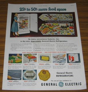 Vintage General Electric GE