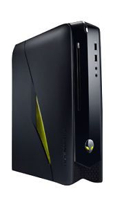 Alienware X51 PC Desktop Customized with SSD 120GB Solid State Drive Win 7