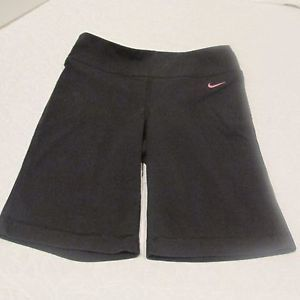 Nike Women's Dri Fit Cotton Running Yoga Training Tennis Shorts Size XS