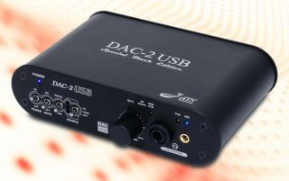 Javs DAC 2 USB Audio DAC Headphone Amp 24bit 192kHz