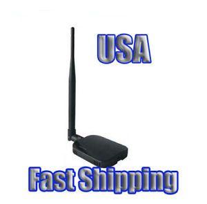 Newest 1000mW 1W Wireless G WiFi USB Adapter Antenna