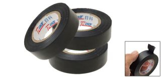 Safety PVC Plastic Electrical Adhesive Black Tape Toll