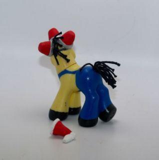 Custom My Little Pony Ponies Despicable Me 2 Minion do Doo Wee Fire Alarm Siren