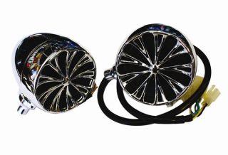 Polaris RZR RZR s RZR 4 RZR XP 900 XP4 RZR 570 Billet 50 Watt Speaker Kit Pair