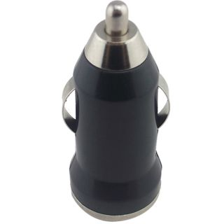 Mini USB Universal Car Charger Adapter for iPhone 4G 4S iPod  4 Black