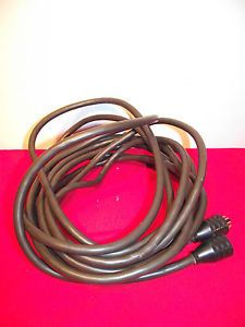 Leslie Speaker 9 Pin to 9 Pin Cable 15' Long Hammond