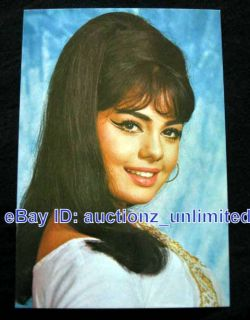 Bollywood Actress Mumtaz Original Post Card