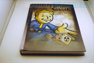 Fallout New Vegas Strategy Guide 360 PS3 Brand New