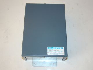 Solitech Solid State Control Electronic Sequencer 201 S71 AB04 A