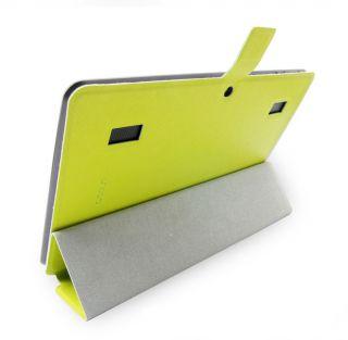 "Cheese 10 1"" Ainol Novo 10 Hero II Tablet Ultra Slim Smart Case Cover Stand"