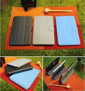 "7"" Ainol Novo 7 Aurora II 2 Tablet PC Cheese Ultra Slim Smart Case Cover Stand"